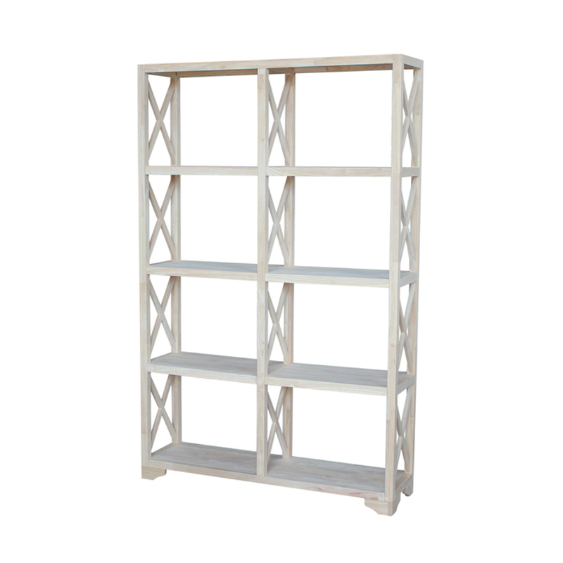 x black bookcase wood and bookcases ladder rectangular zm traditional ivy hands four matte irondale product