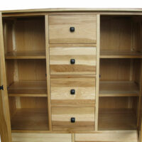 Adamstown Solid Hickory Double Chest A America