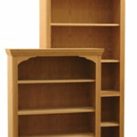 Furniture in the Raw Regal Bookcase