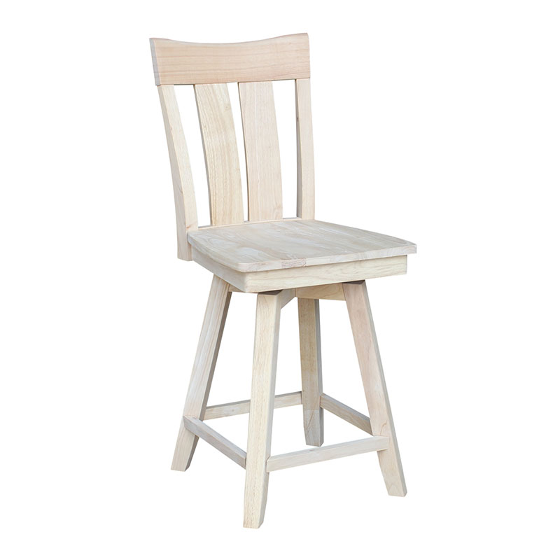 S-132SW-Side Ava Swivel Stool