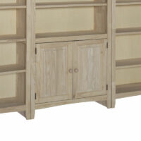 Door Option for the Shaker Whitewood bookcase
