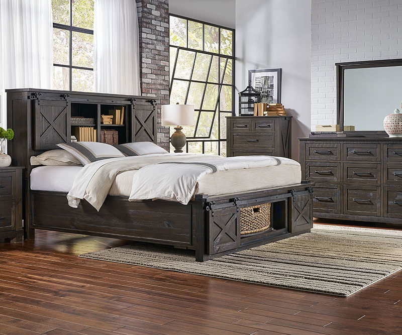 A America Sun Valley Storage Bed