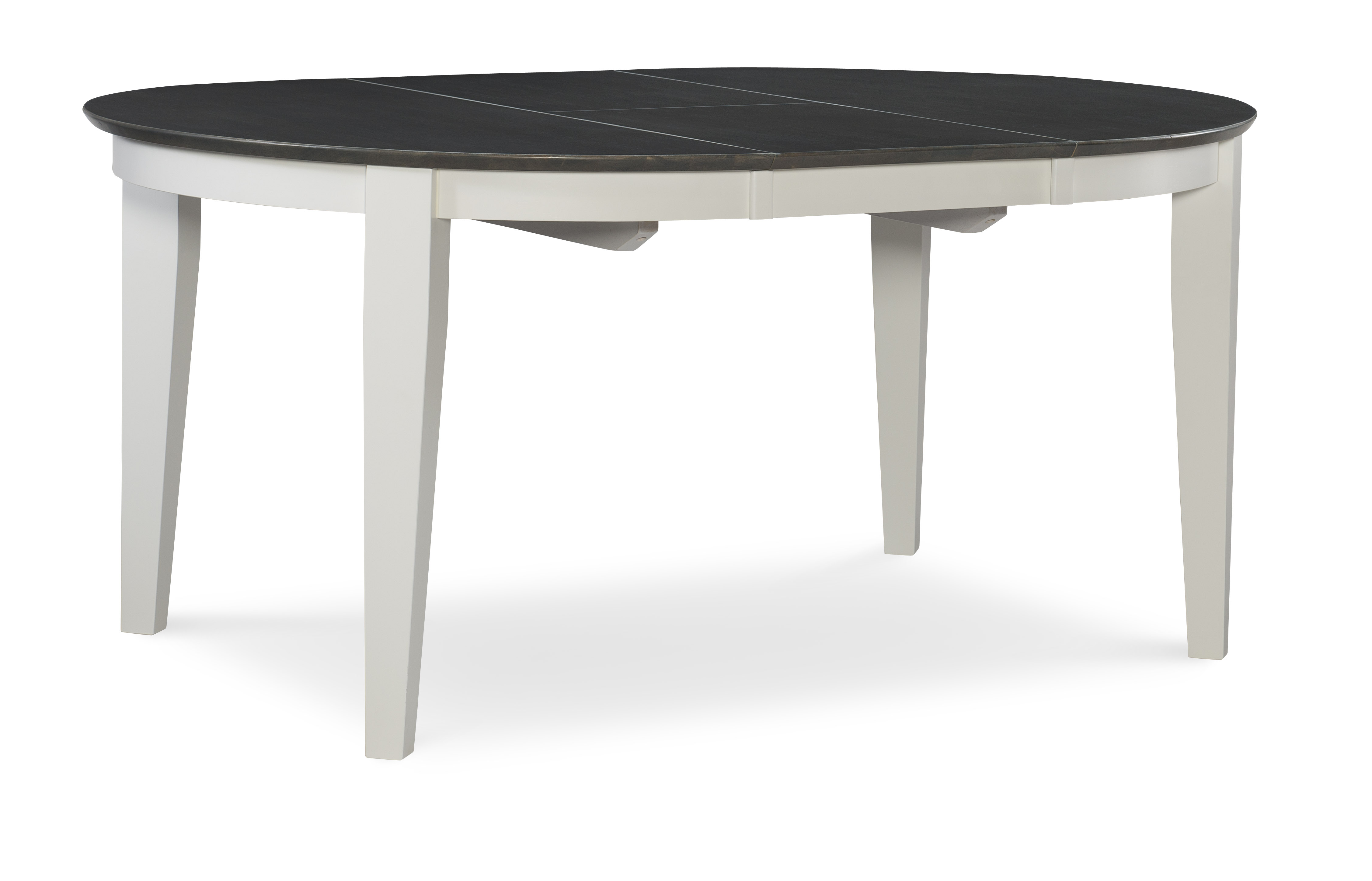 John Thomas Cosmopolitan Oval Butterfly Extension Table