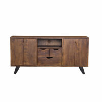 FLL-PC72WM London Loft Plasma Cabinet by Home Trends and Design