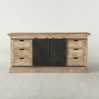 FST-SB72AO Steel City Sideboard by Home Trends and Design
