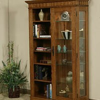 Trend Manor Small Curio 1072