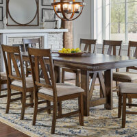 EAWWGG6310 Trestle Table Eastwood Resources by A America