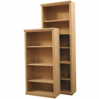 Heritage Rope Trim Bookcase by Furniture in the Raw