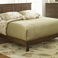Archbold Alder Panel Bed