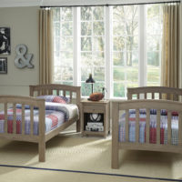 BD09-80BUNK Bed