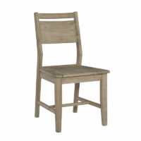C03-A2 Aspen Panel Back Chair