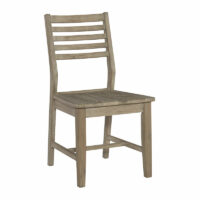 C03-A4 Aspen Slat Back Side Chair