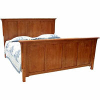 Trend-Manor-Panel-Bed