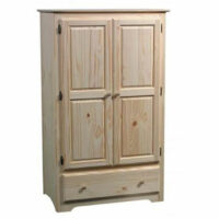 365 Archbold Pine Armoire