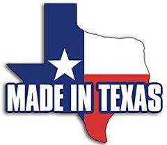 Proudly Texas Made
