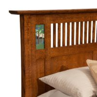 Trend Manor Craftsman Storage Bed