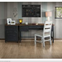 IFD370Desk Pueblo Black