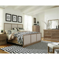 BD-301 Sonoma King BED