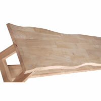 BE-9014 LIVE EDGE BENCH