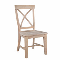 C-27 Creekside Chair with Premium Finish