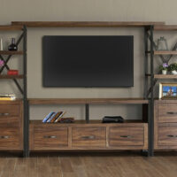 IFD860TAOS International Furniture Direct Taos