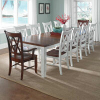 t-42120xxt-FIN 10 foot dining table
