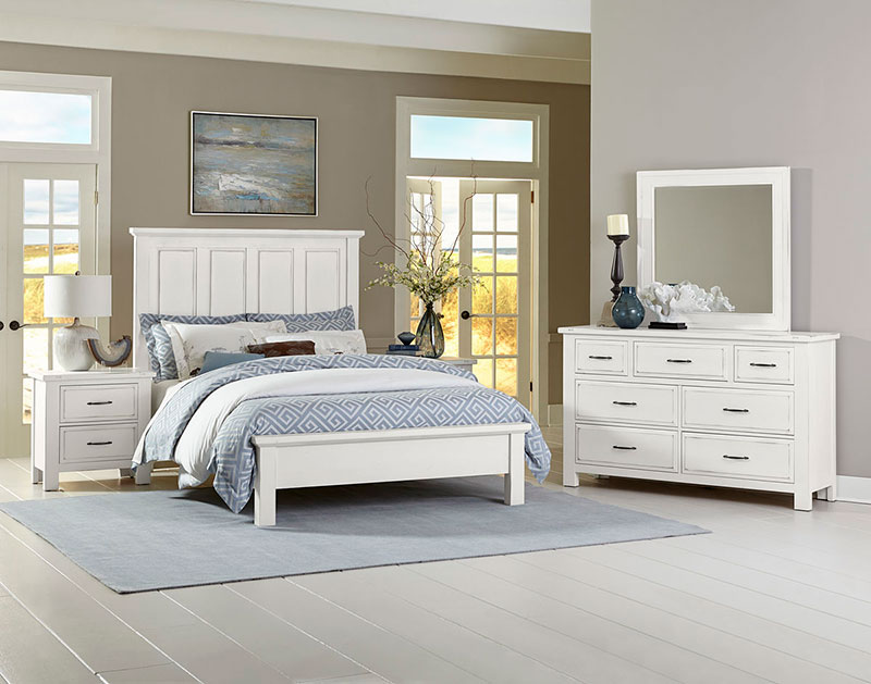 The Artisan Post Maple Road Mansion Bedroom Set