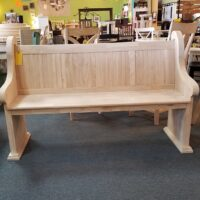 Whitewood Sanctuary Bench