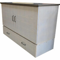 West Wind Cabinet Bed Side View Urban Handle
