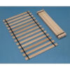 Slat roll system for Artisan and Post Bed