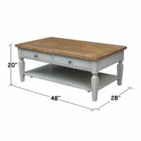 Vista Coffee Table OT41-15C