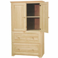 IN436 Armoire Open