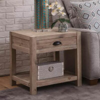 ot03-A11E Aspen End Table