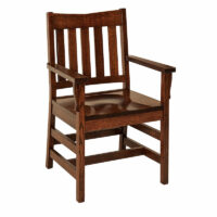 Amish Christy Arm Chair