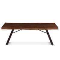 FLL-CT54WN London Loft Coffee Table