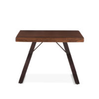 FLL-ST23WN London Loft Side Table