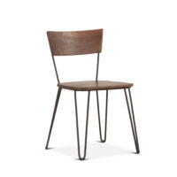 FVL-DC18WN Vail Dining Chair