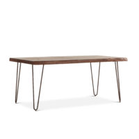 FVL-DT68WN Vail Dining Table