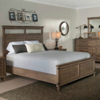 Farmhouse Chic Bed by John Thomas