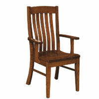 Harlan Amish Arm Chair