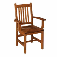 Jacob Arm Chair Amish Made