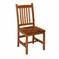 Amish Jacob Side Chair