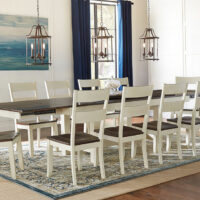 Mariposa Dining Table MPR-CO-6080