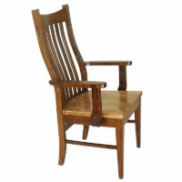 Marina Amish Arm Chair