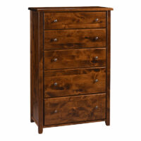 Archbold Fulton 6415 5 Drawer Chest