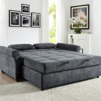 Hampton Serta Convertible Sleeper Sofa