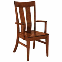 Stanton Arm Chair Amish Made