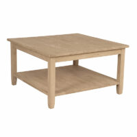 OT-6SC Solano Square Cocktail Table