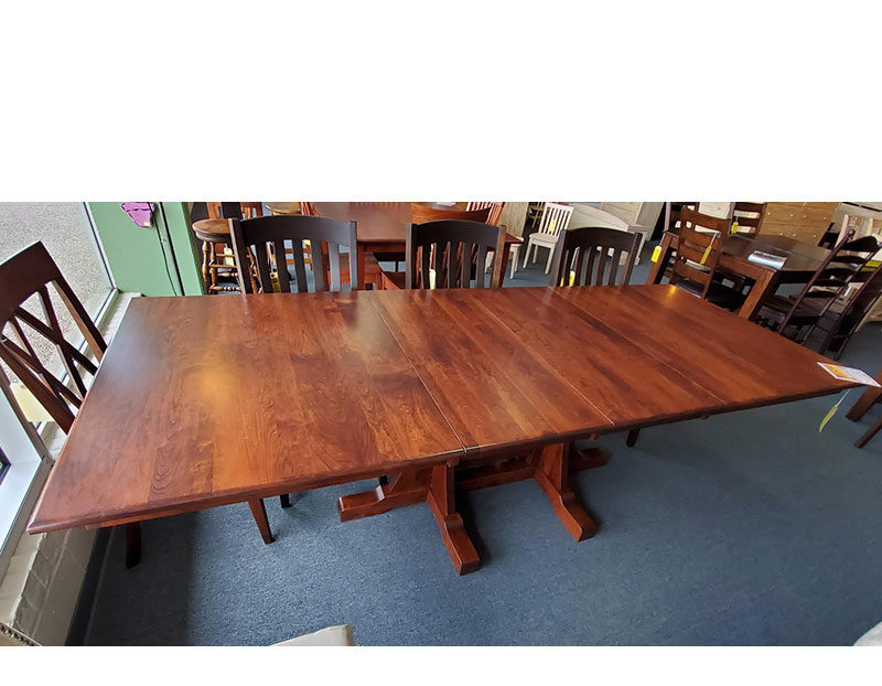 Super The Amish Table Is Made Of Quarter Sawn Oak And Comes With 4 Chairs Beutiful Home Inspiration Xortanetmahrainfo