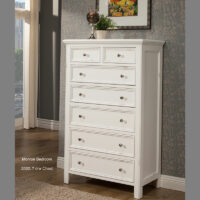 Bedroom 2032 7 Drawer Chest